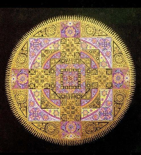 Mandala Shapes